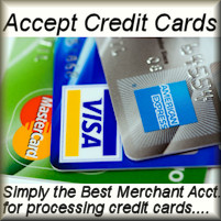 Accept Credit Cards - The Best Merchant Account.